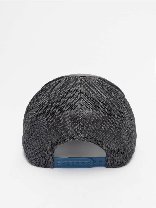 Flexfit Trucker Caps 110 brazowy