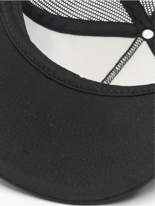 Flexfit Trucker Caps Foam czarny