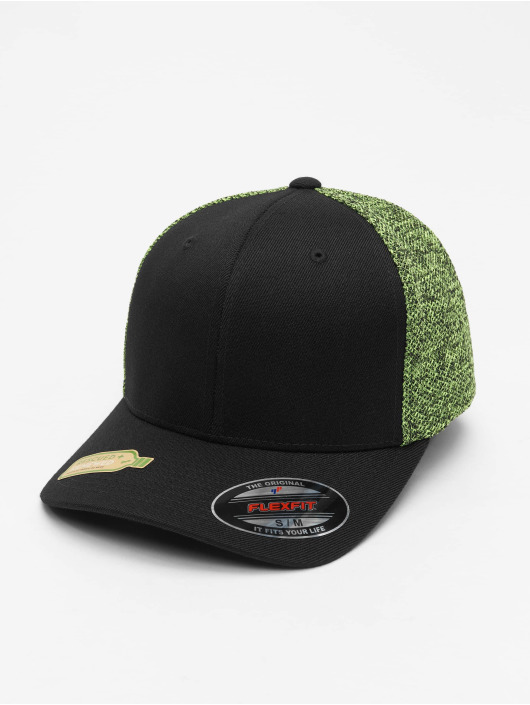 Flexfit Trucker Caps  czarny