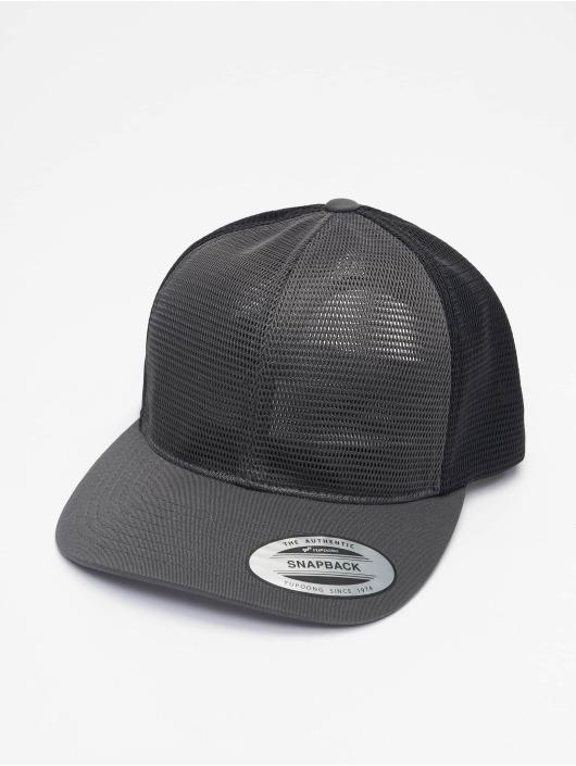 Flexfit Trucker Caps YP Classics 360 Omni Mesh 2-Tone grå