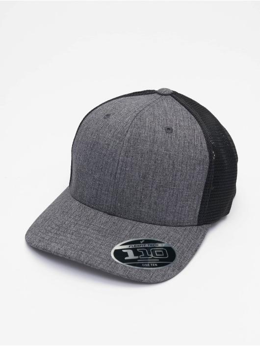 Flexfit Trucker Caps 110 Mesh 2-Tone grå