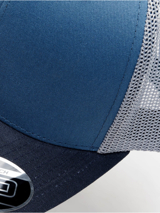 Flexfit Trucker Caps 110 niebieski