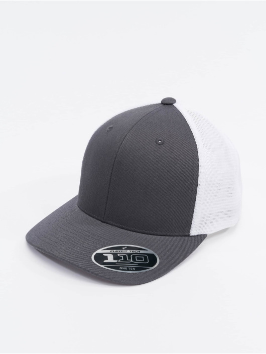 Flexfit Trucker Caps 110 Mesh 2-Tone szary