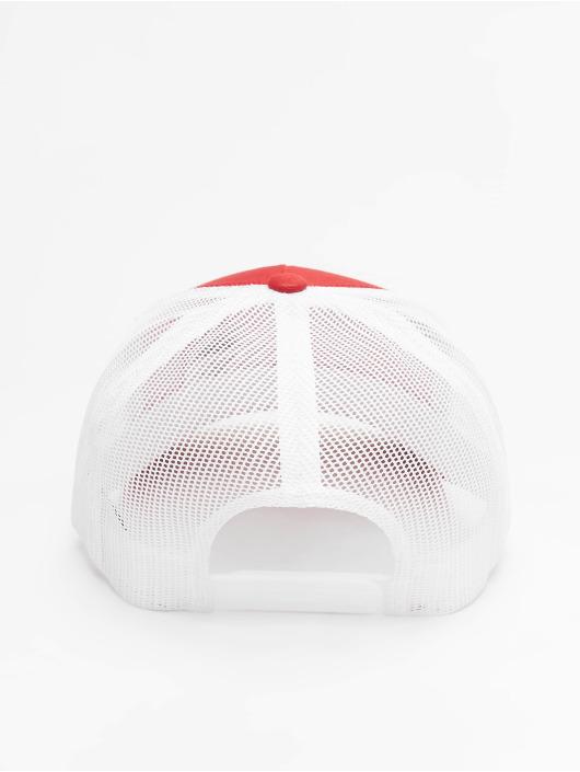 Flexfit Verkkolippikset 2-Tone Retro punainen