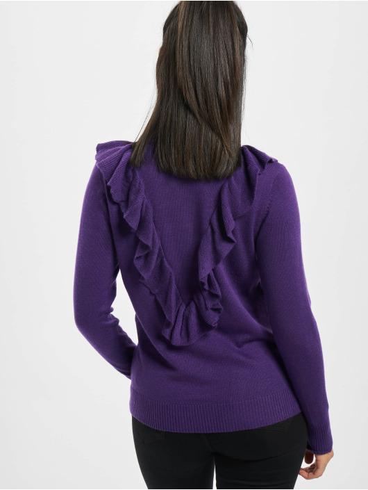 Fornarina Пуловер ROUEN пурпурный