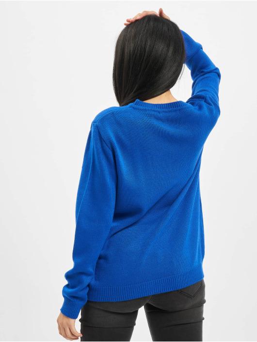 Fornarina Пуловер ASHA синий