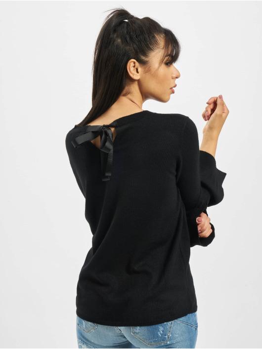 Fornarina Пуловер GRACIELA черный