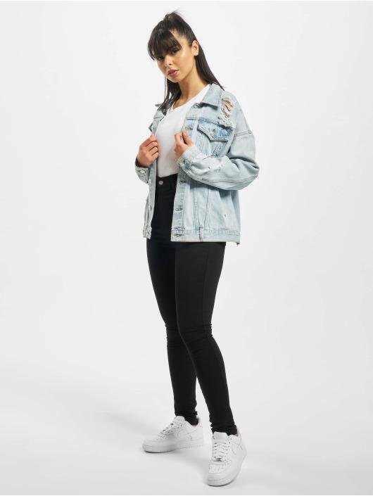 Fornarina джинсовая куртка ELIZA синий
