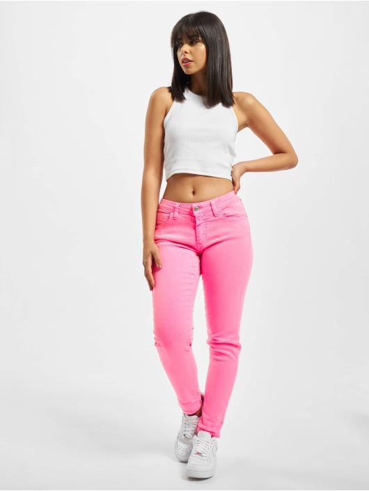 Fornarina Jeans slim fit SILVIA rosa