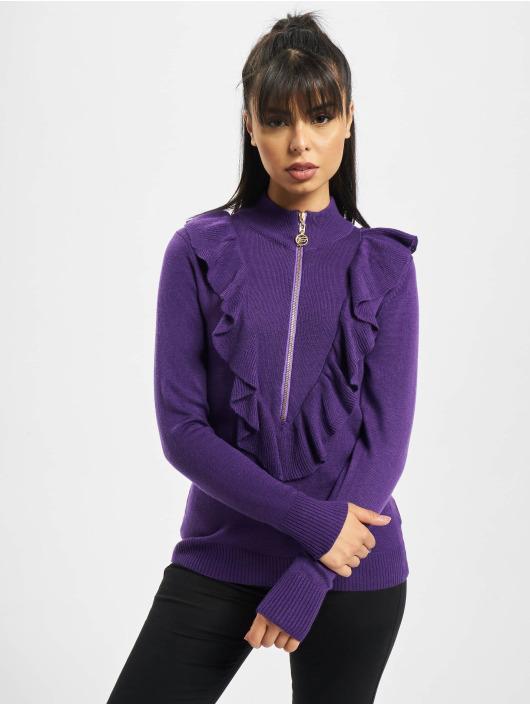 Fornarina Jersey ROUEN púrpura