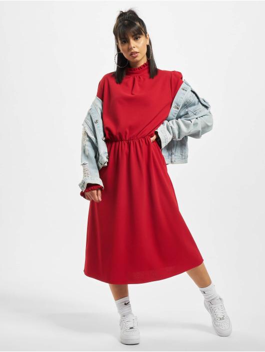 Fornarina jurk BRIDA rood