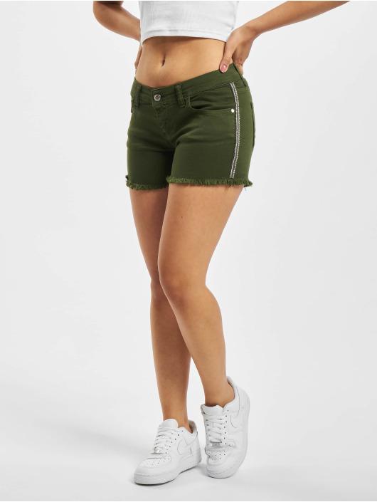 Fornarina Pantalón cortos AMALIA verde