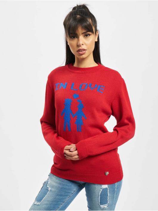 Fornarina Pullover RACHELE rot
