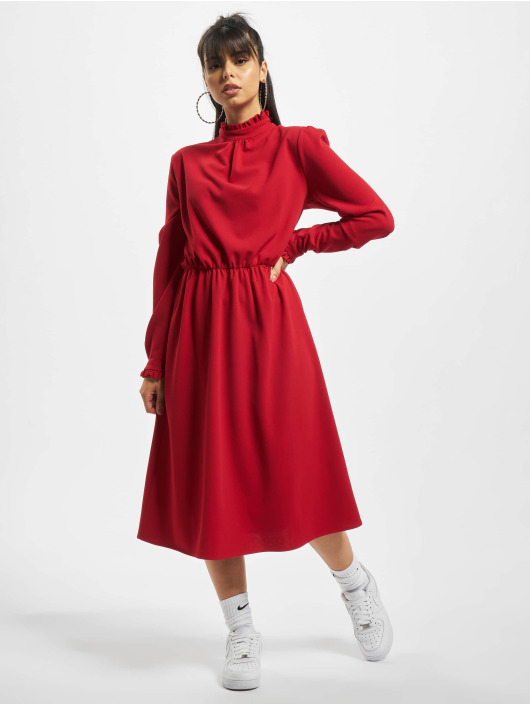 Fornarina Robe BRIDA rouge