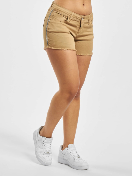 Fornarina shorts AMALIA beige