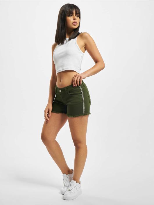 Fornarina Shorts AMALIA grün