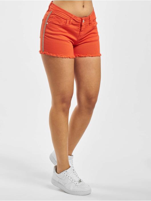 Fornarina shorts AMALIA oranje