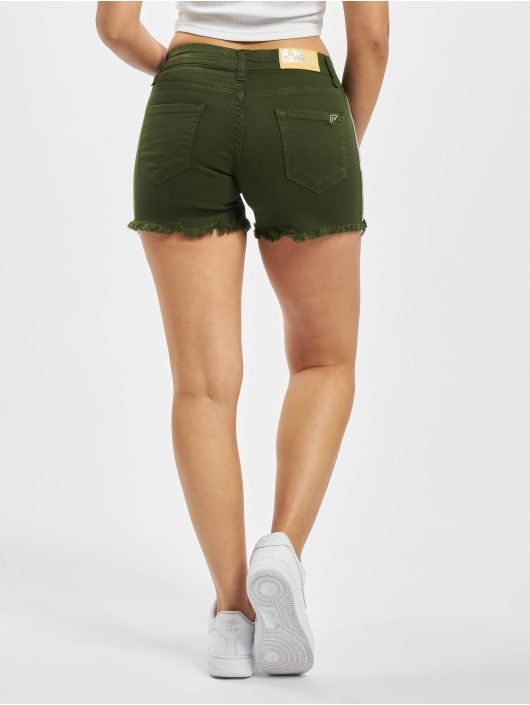Fornarina Shorts AMALIA verde