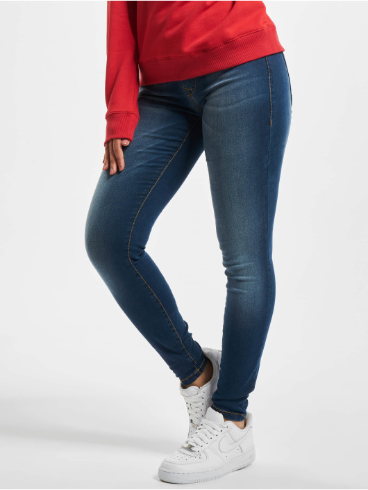 Fornarina Skinny jeans TINA blå