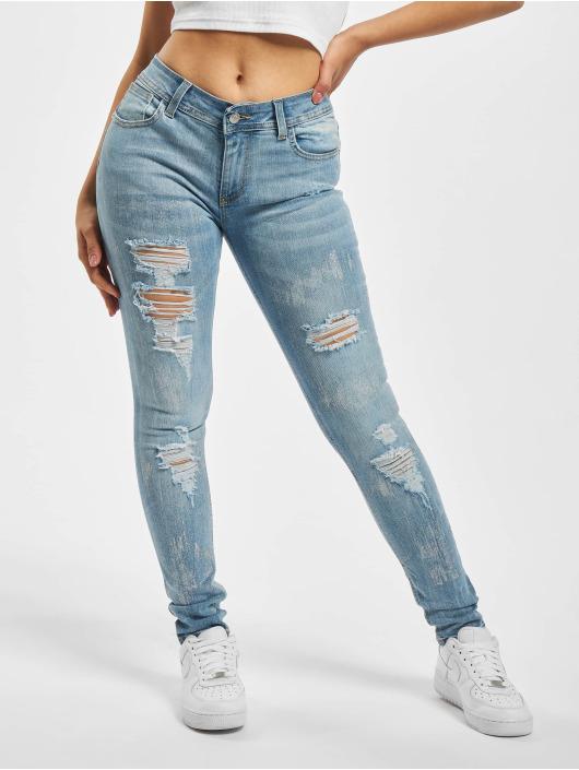 Fornarina Skinny Jeans SHELLIE modrý