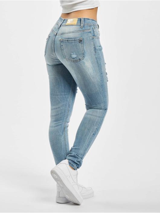 Fornarina Skinny Jeans SHELLIE niebieski