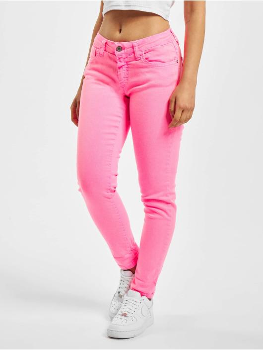 Fornarina Skinny Jeans SILVIA růžový