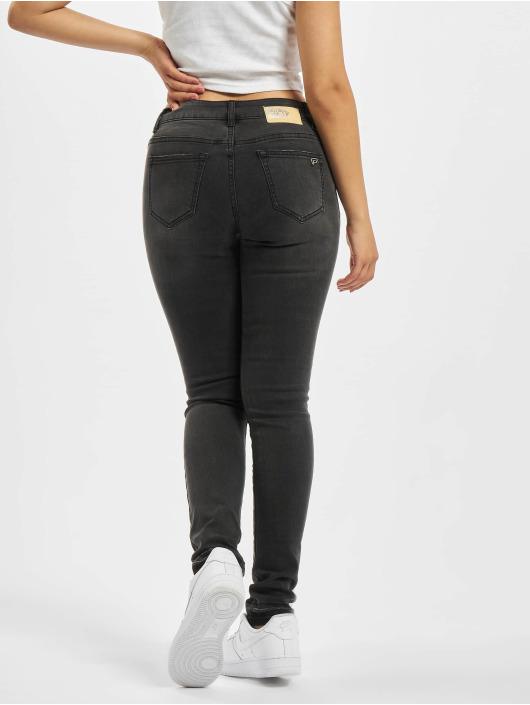 Fornarina Skinny jeans BROKER svart