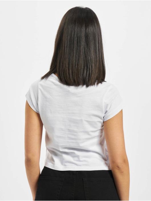 Fornarina T-shirt RED bianco