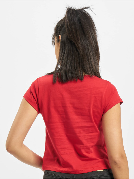 Fornarina t-shirt RED rood