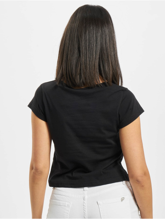 Fornarina T-Shirt RED schwarz