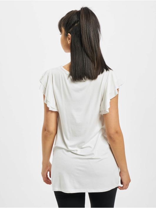 Fornarina T-shirts ERICA hvid