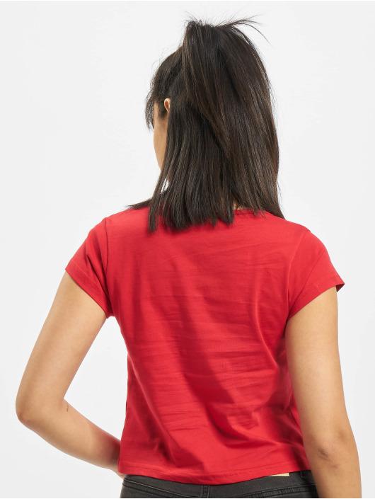 Fornarina T-Shirty RED czerwony