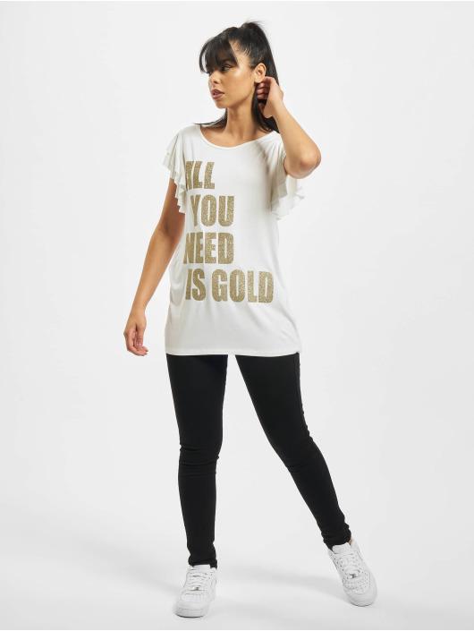Fornarina T-skjorter ERICA hvit