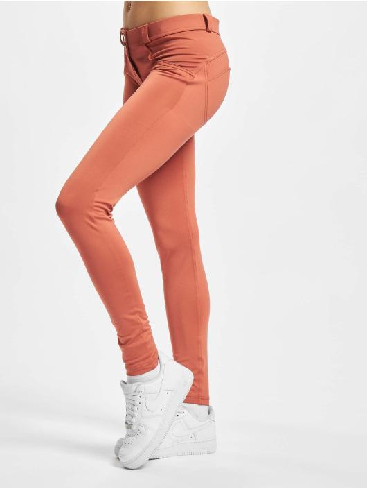 Freddy Облегающие джинсы Regular Waist лаванда
