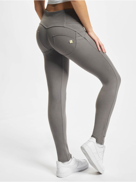 Freddy Облегающие джинсы Basic Medium серый