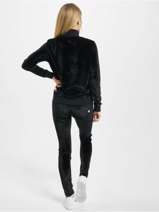 Freddy Anzug Velvet schwarz