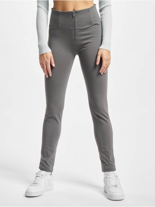 Freddy Jeans de cintura alta WR UP gris
