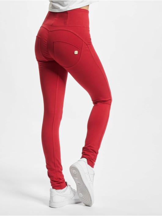 Freddy Jeans de cintura alta WR UP High Waist rojo