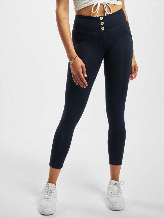Freddy Jeans slim fit 7/8 Pants blu