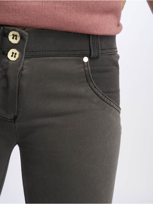 Freddy Jeans slim fit Regular Waist Skinny nero
