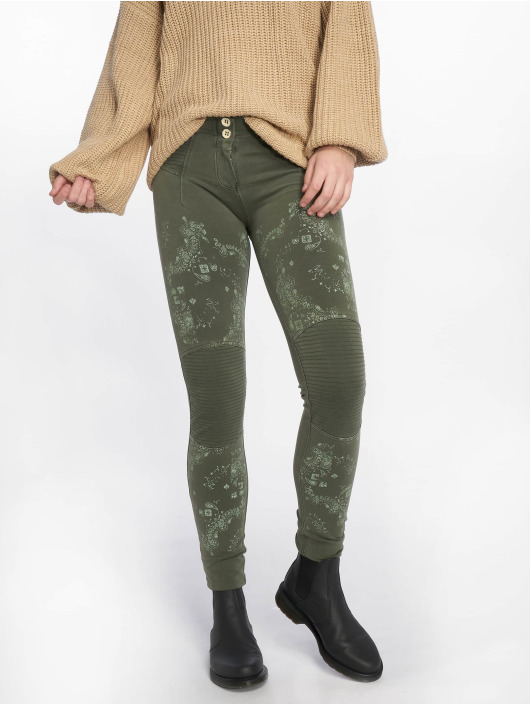 Freddy Jeans slim fit Regular oliva
