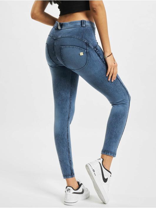 Freddy Legging 7/8tel Skinny Jeans Optik blau