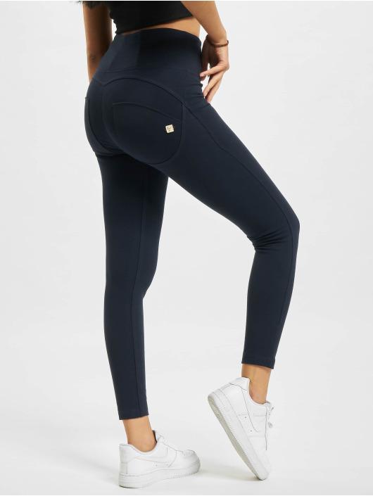 Freddy Legging 7/8tel Highwaist Super Skinny Jeans Optik blau