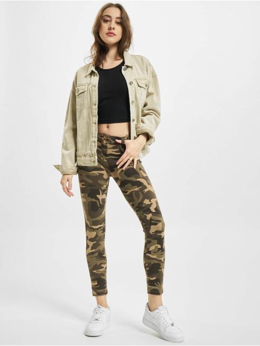 Freddy Legging Camu 7/8tel Super Skinny Jeans Optik Leggings camouflage
