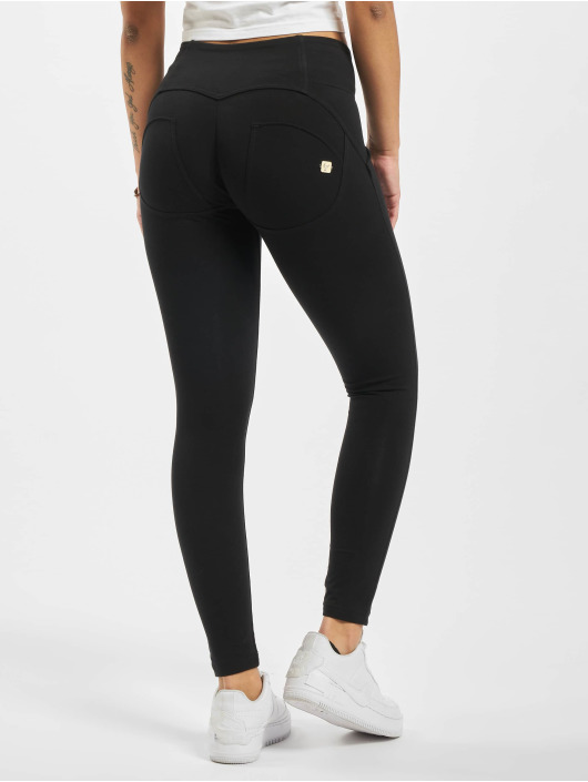 Freddy Legging 7/8 Pants schwarz