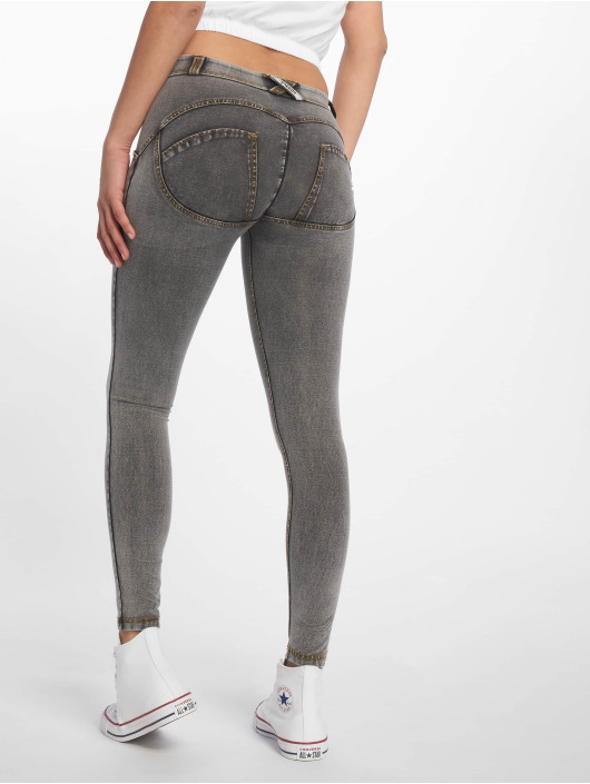 Freddy Leggings/Treggings Regular Waist 7/8 Super gray