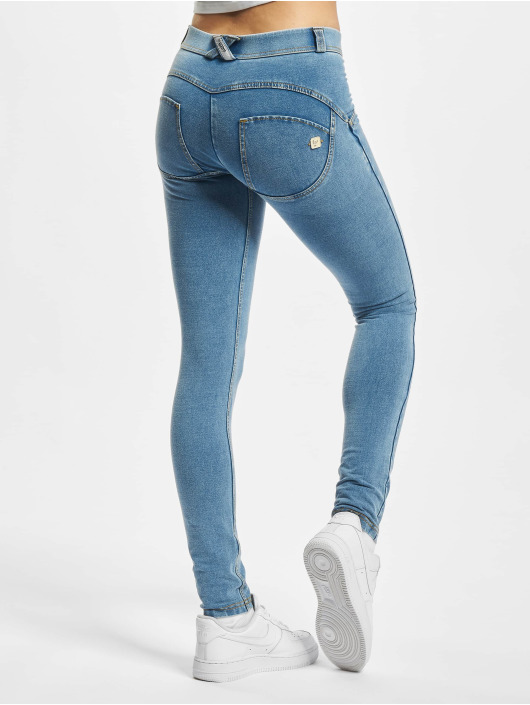 Freddy Skinny Jeans Regular blå