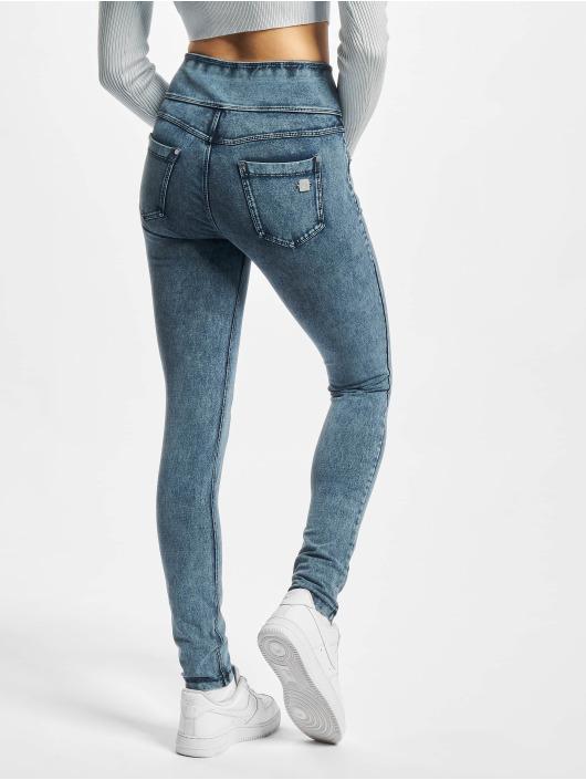 Freddy Skinny Jeans Now High Waist blå