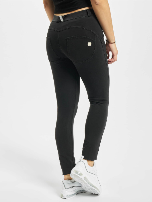 Freddy Skinny Jeans WR.UP Denim Regular Waist black