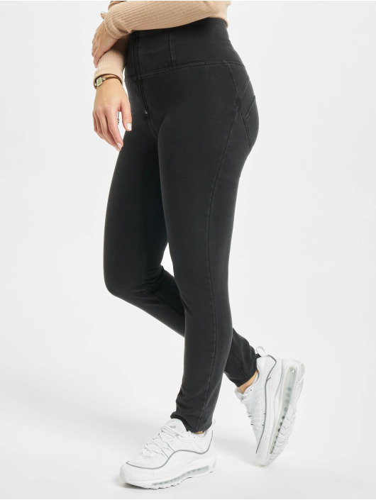 Freddy Skinny Jeans Highwaist black